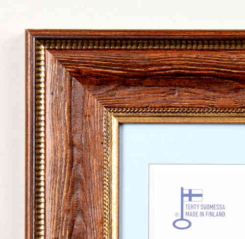 Pariisi wooden photo frame