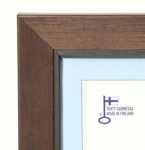 Coper wooden photo frame